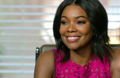 Gabrielle Union scores on the Husker trivia quiz on Buzzfeed