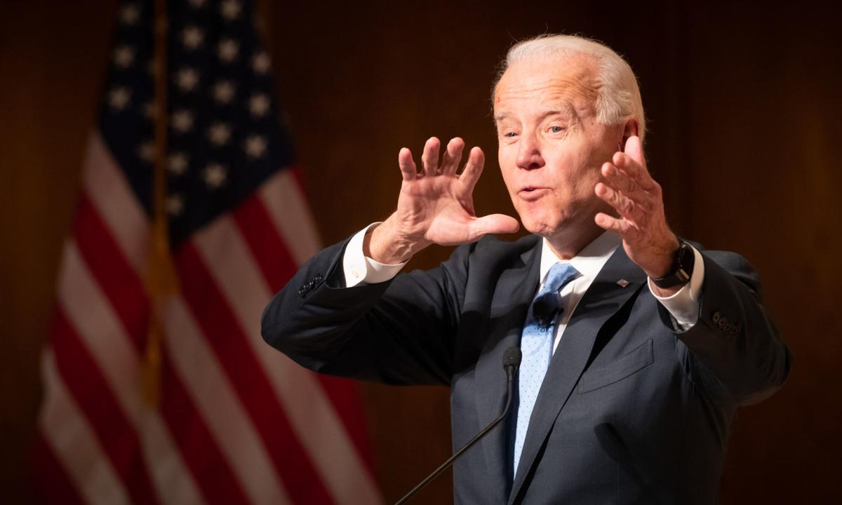 Joe Biden, UNO