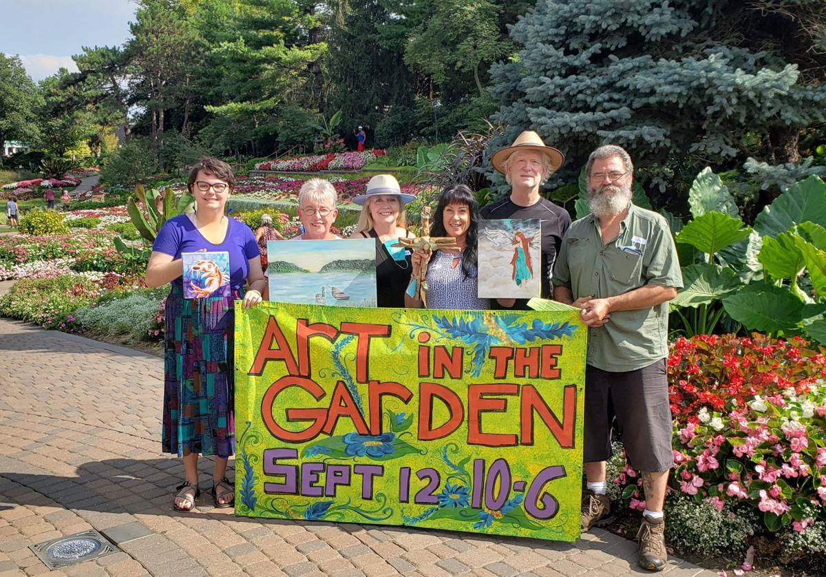 Garden organizers