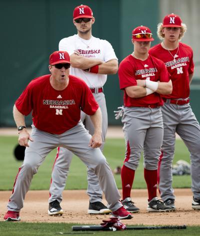 NU Baseball Practice, 9/13/18