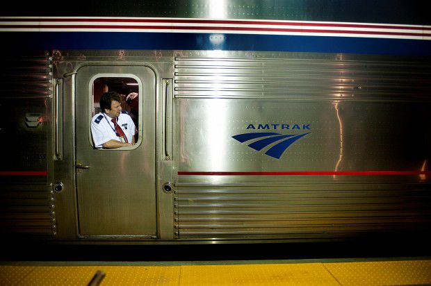 Amtrak Station 6.26.2012
