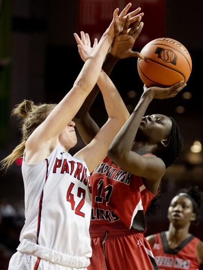 NGony fouled by MKrull at State