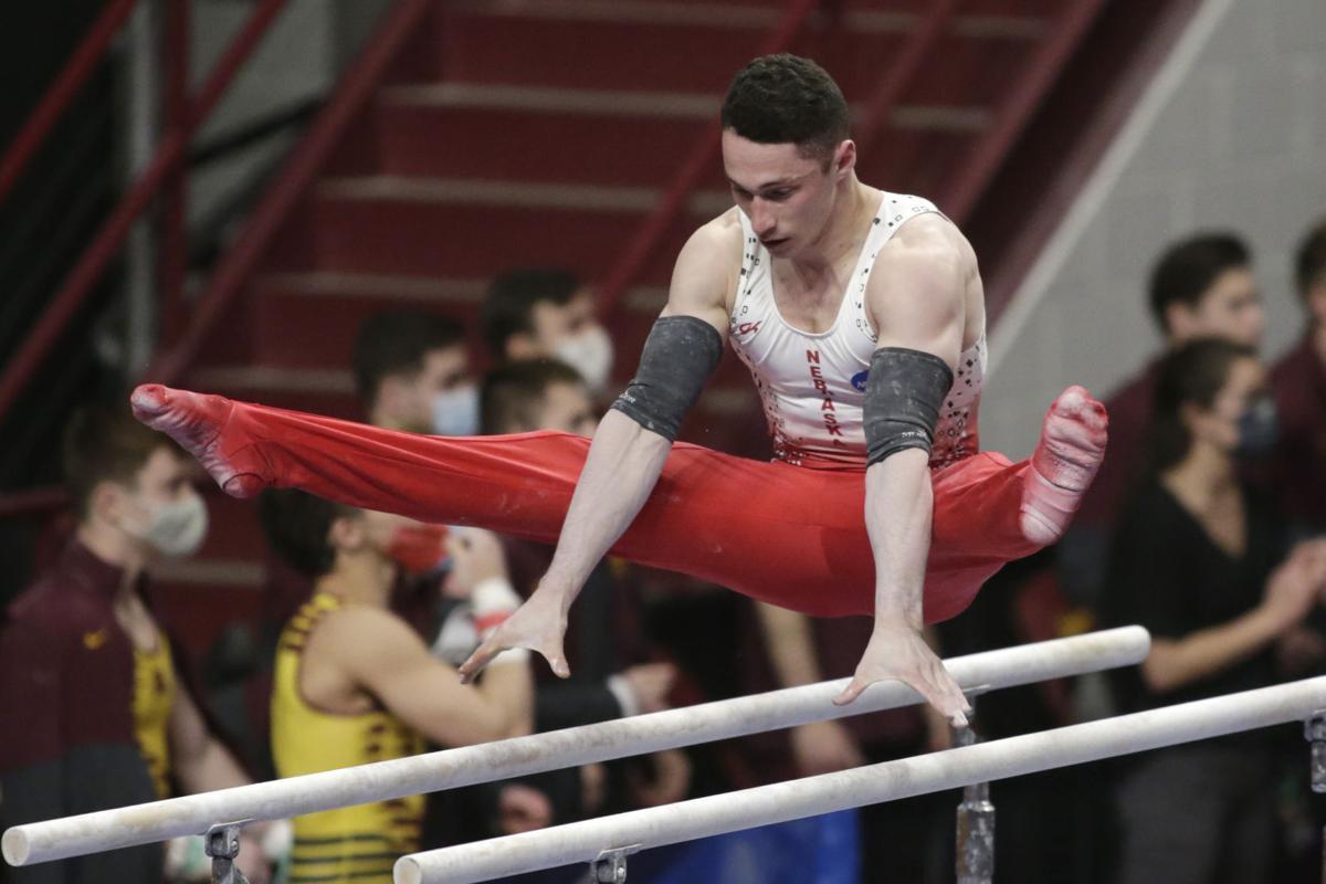 NCAA Mens Championships Gymnastics