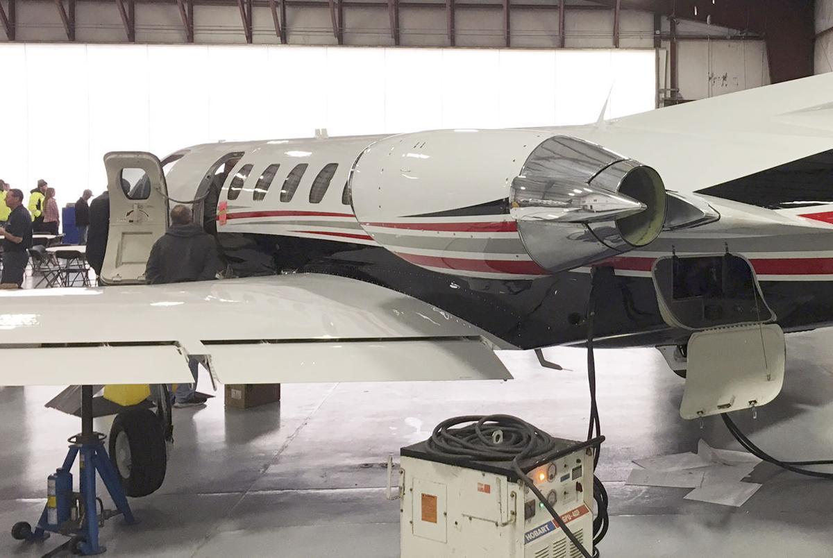 silverhawk plane