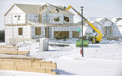 Home building recovery, Progress