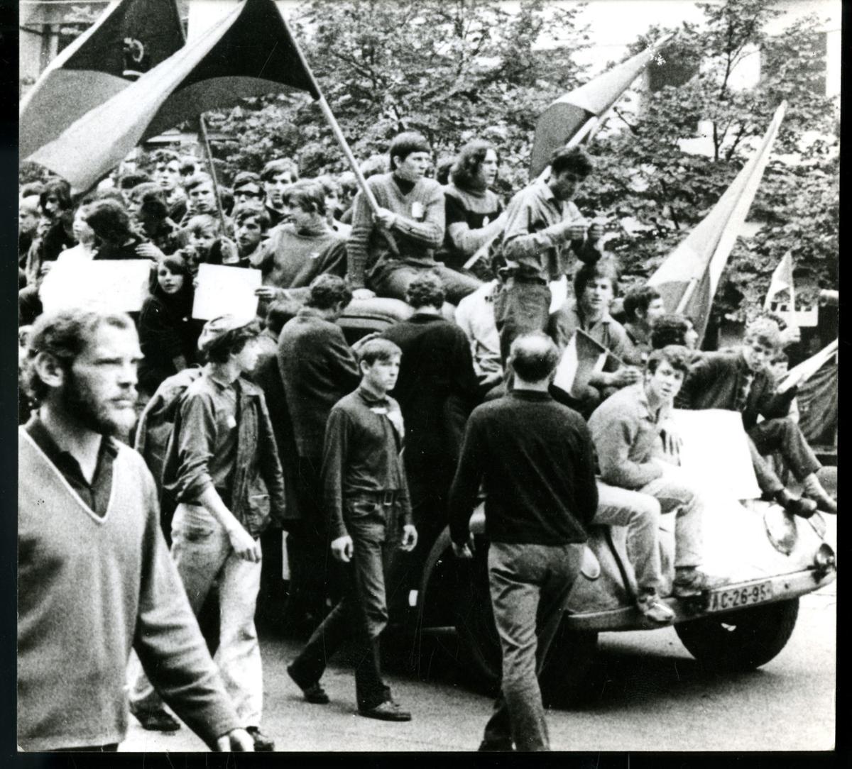 Prague Spring 50
