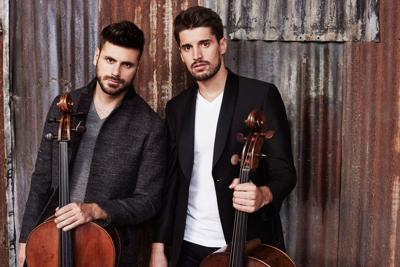 Review: From Pinewood to Pinnacle, 2Cellos still rocks   Music