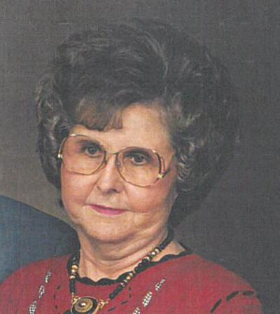 Vera Morine (Trimble) Burchett