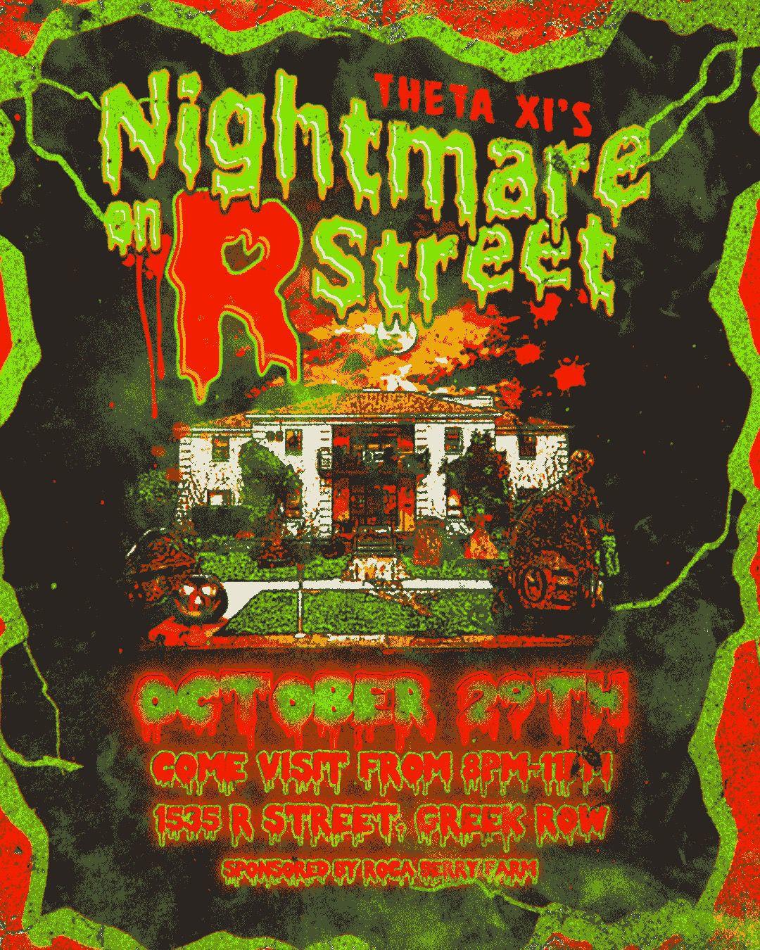 Nightmare on R Street