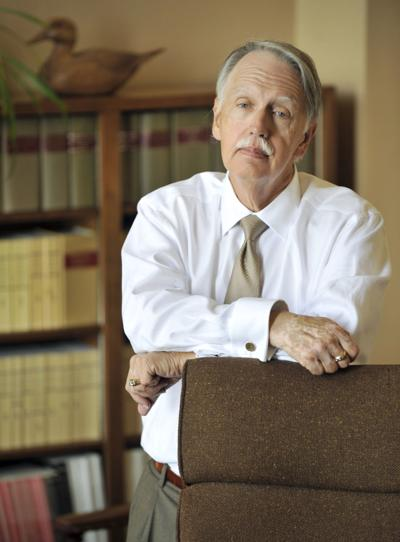 Nebraska State Ombudsman Marshall Lux