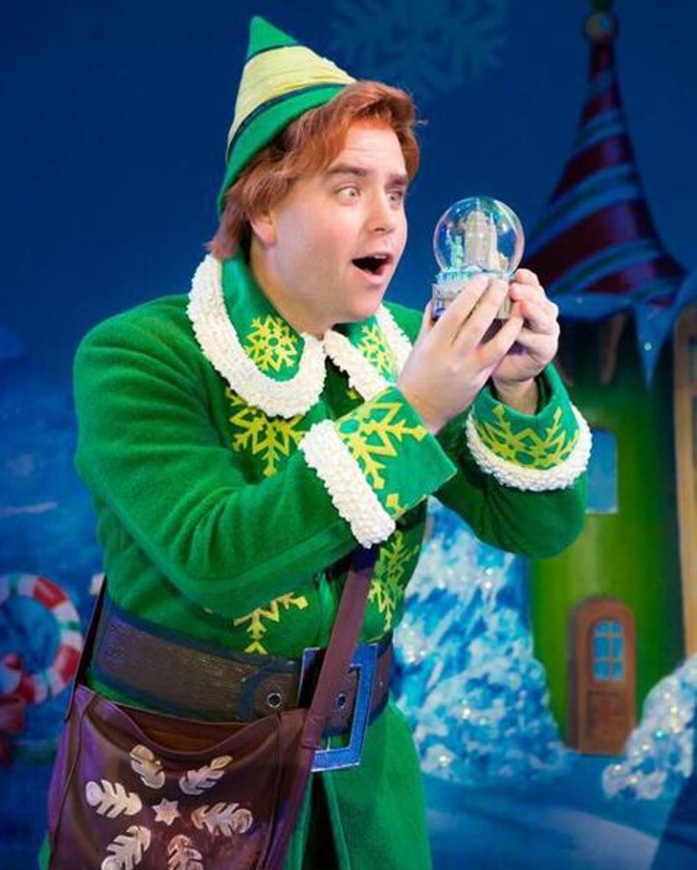 Sam Hartley -- Buddy the Elf