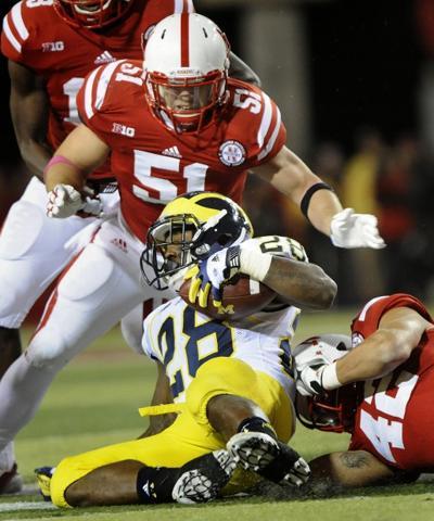 Nebraska vs. Michigan, 10.27.2012