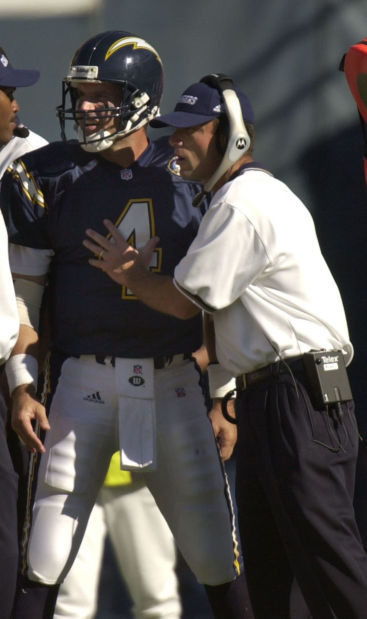 Chargers Riley, Harbaugh