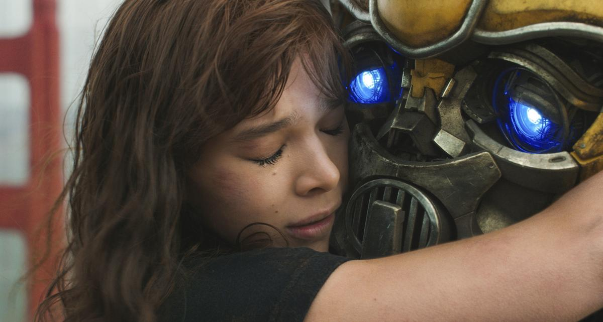 d504bcdcf 'Bumblebee' movie review: Hailee Steinfeld shines in endearing 'Transformers'  spinoff | Movies | journalstar.com