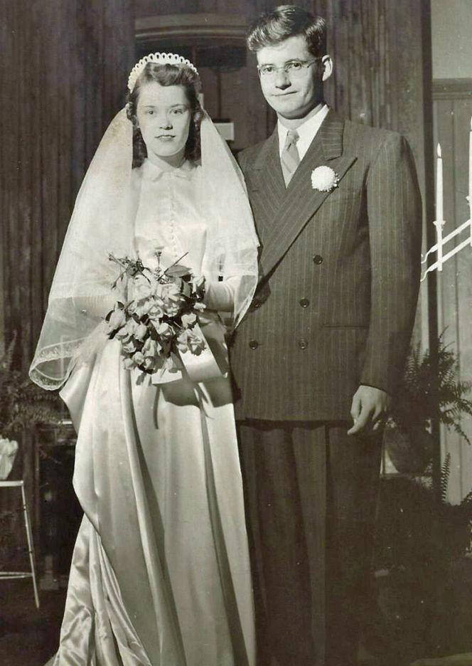 Jerry and Patricia Delhay celebrate 70th Anniversary