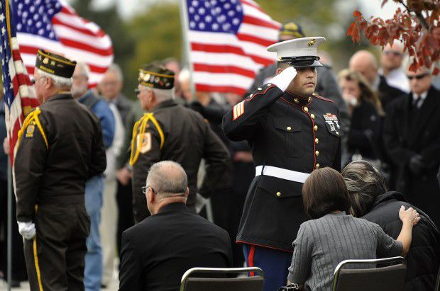 Veteran Died From Battles Raging In His Mind Local