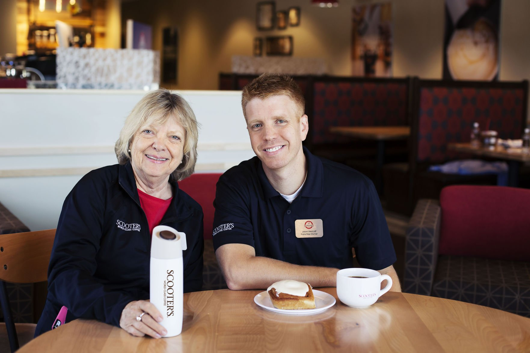 Nearly 15 Years And 14 Coffee Shops Later Mother Son Pair Still Strong Business Partners Local Business News Journalstar Com