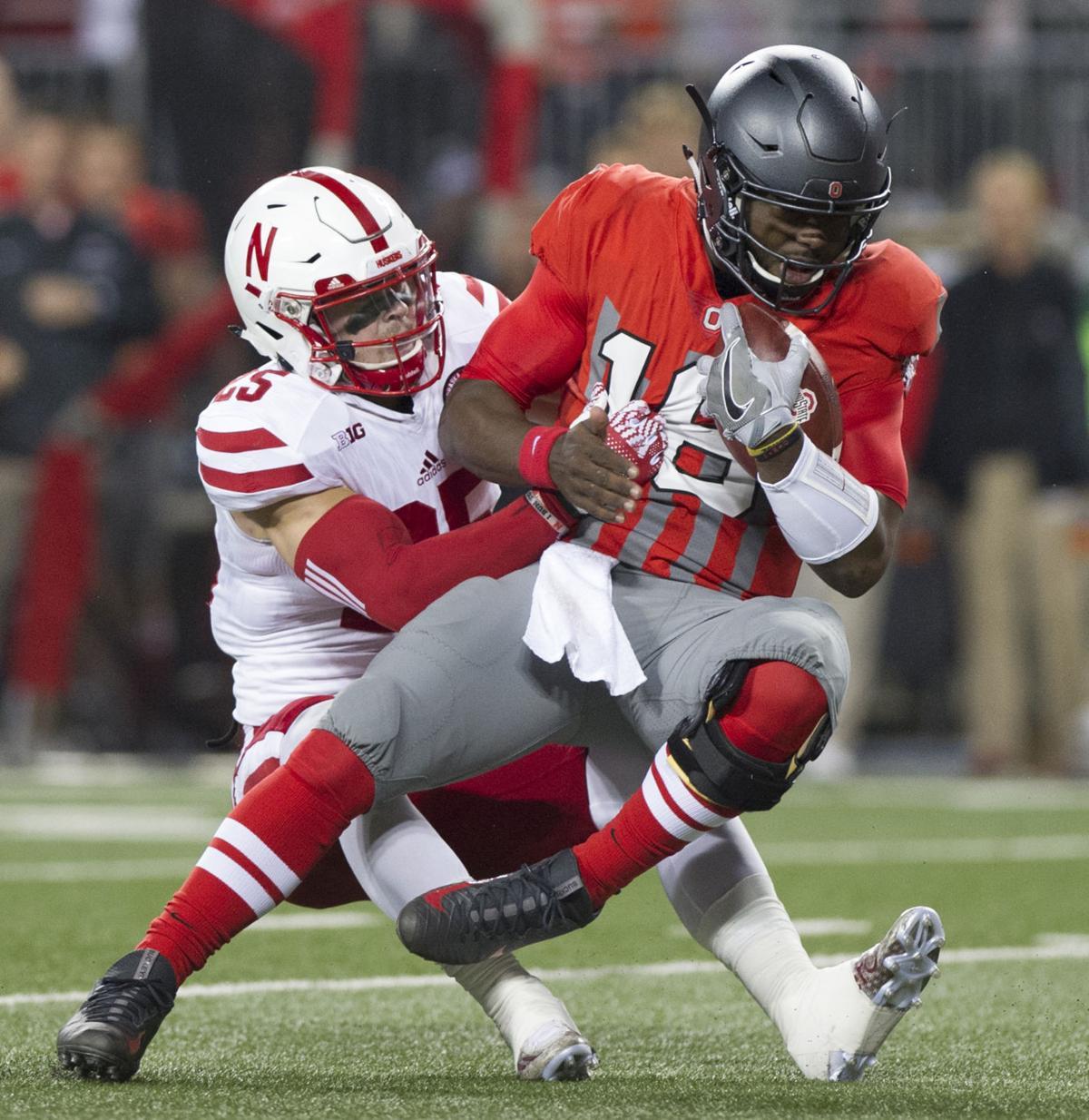 Nebraska vs. Ohio State, 11/5