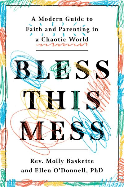 Bless this mess book cover