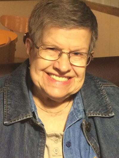 Marcella Ann Leybold