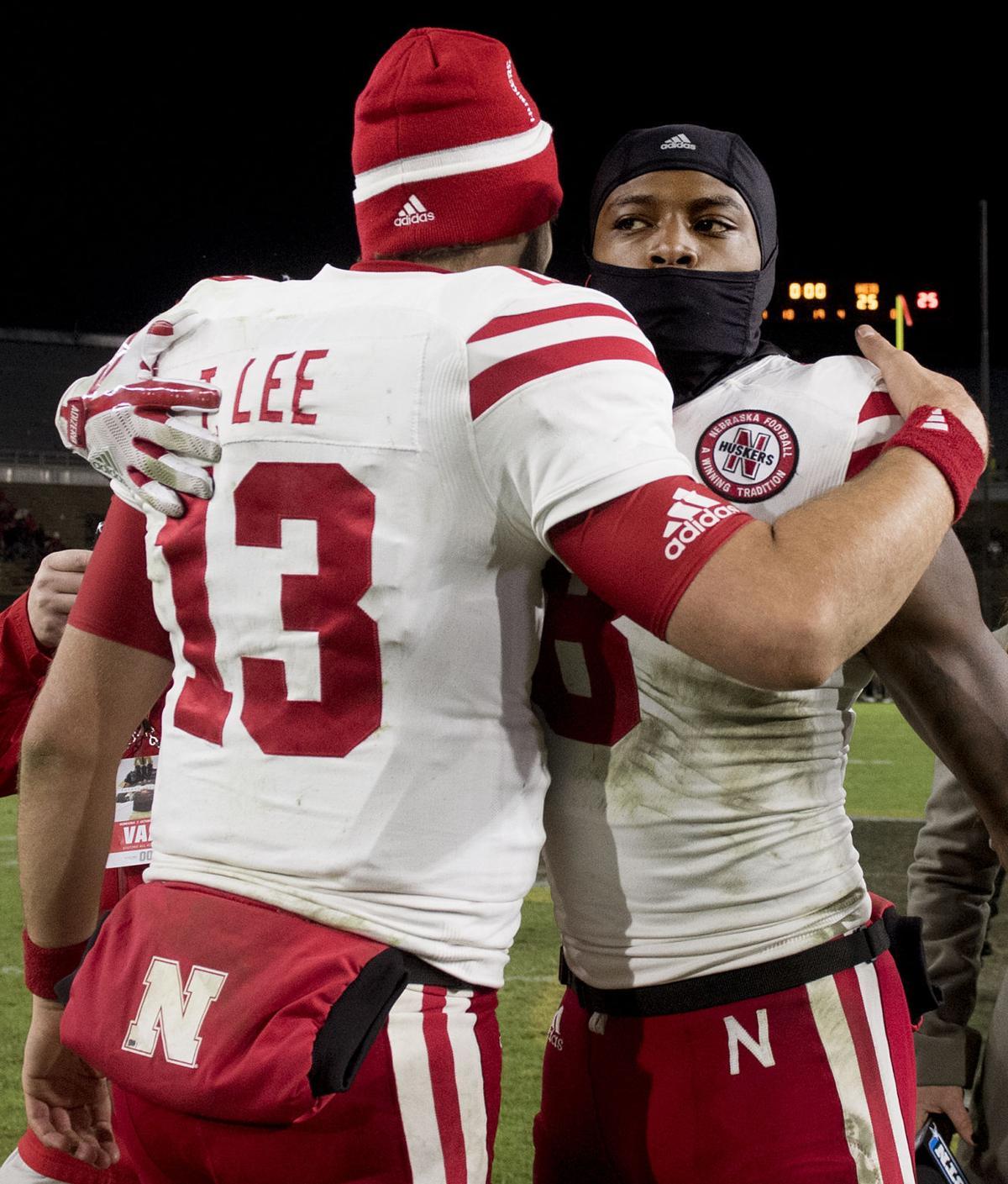 Nebraska vs. Purdue, 10/28/17