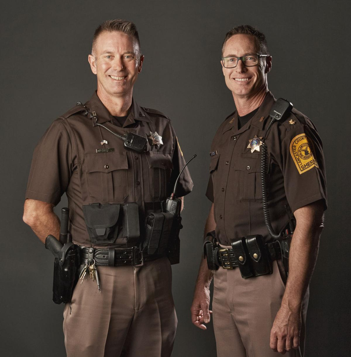 New Vests To Ease Strain Stress On Backs Of Sheriff S