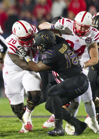 Nebraska vs. Northwestern, 10.18.14