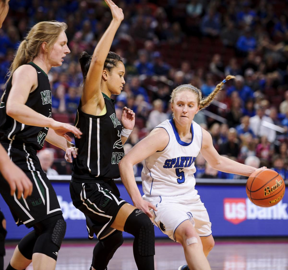 Class A: Lincoln East vs. Millard West, 3.5.2016