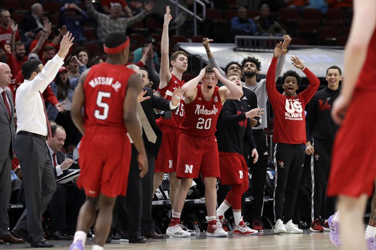 B10 Nebraska Maryland Basketball