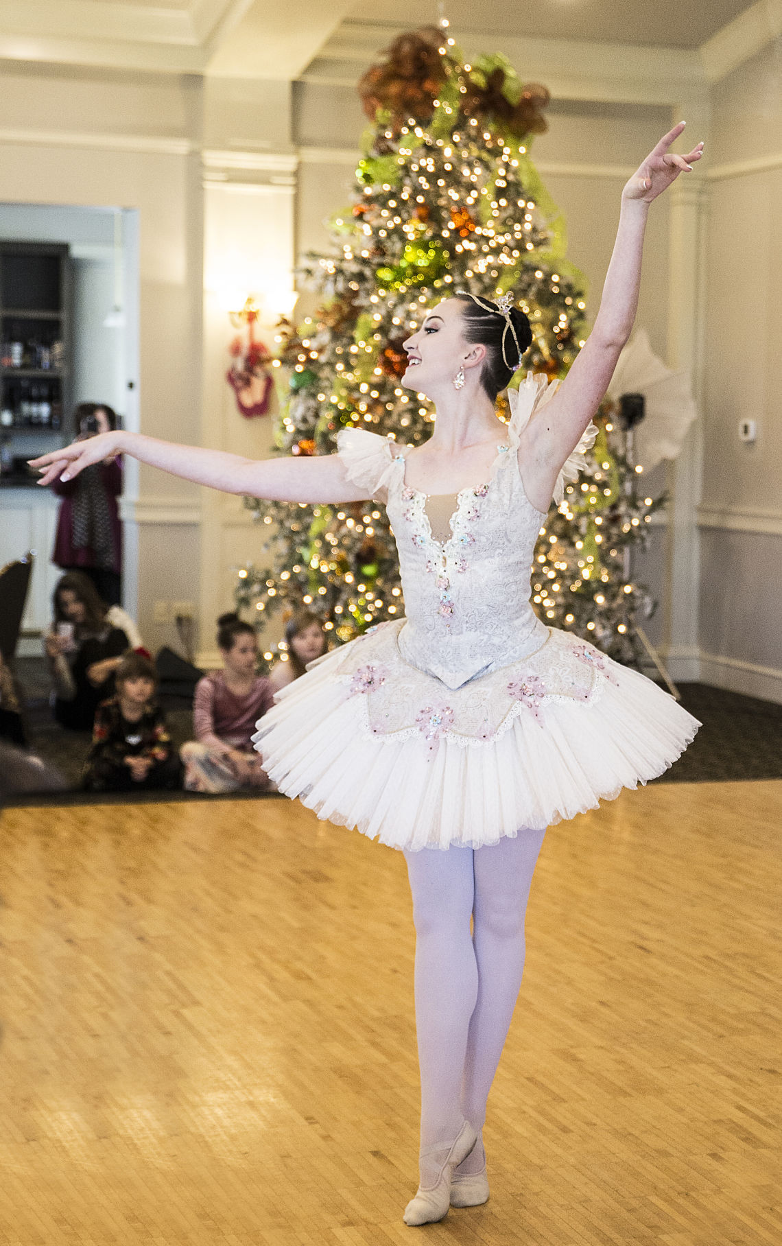 06035149dbbe Sugar Plum Fairy Tea supports Lincoln Midwest Ballet Company ...
