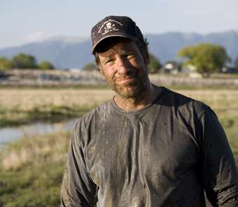 It's dirty work, but Mike Rowe is just the man to handle it