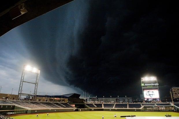 Tornadoes Strike Central Nebraska Strong Rain Hits