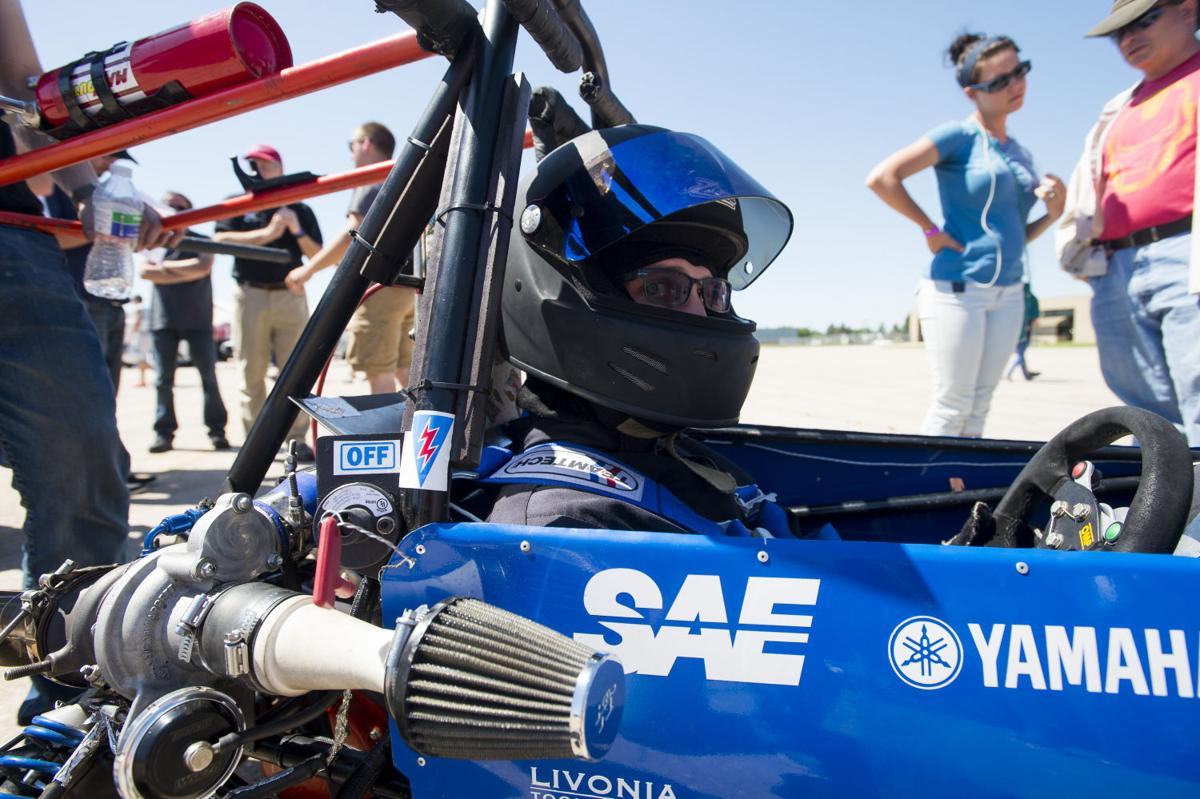 Passion For Engineering Puts Sae Teams On Track Local Lincoln Pit Bike