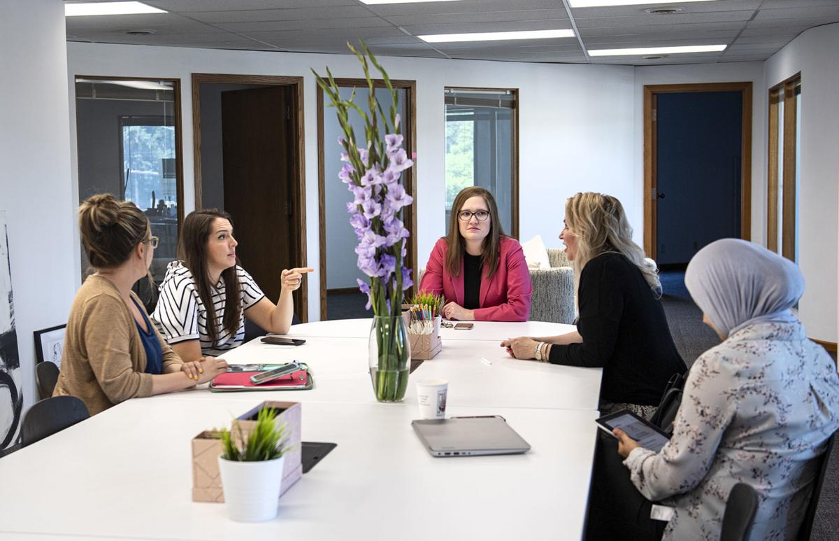 Co-working space for women, 7.16