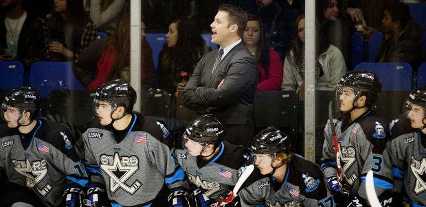 Lincoln Stars hockey vs. Omaha Lancers, 11.21.14