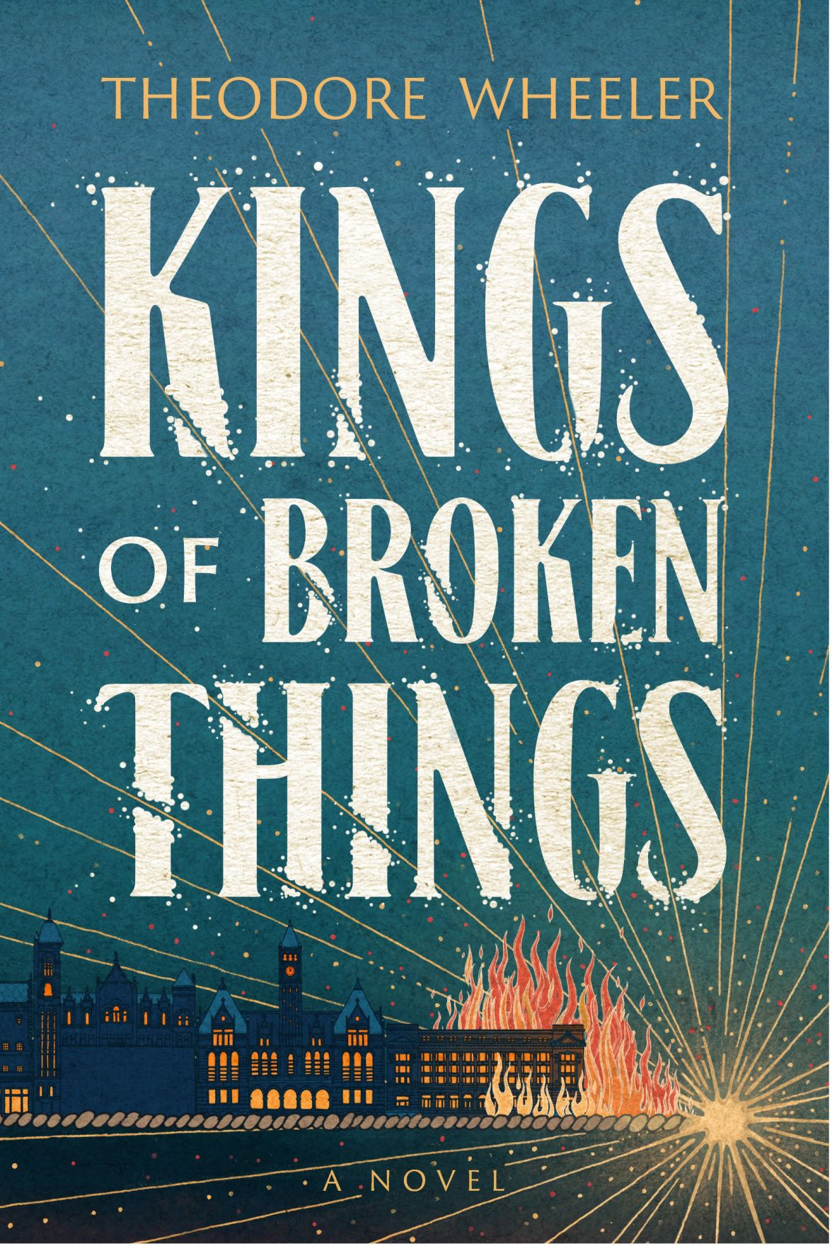 Kings of Broken Things book cover