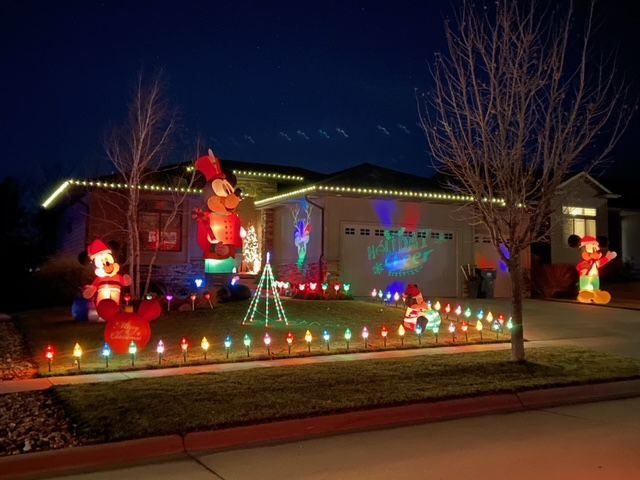 Christmas Light Display In Lincoln Nd 2021 Check Out These Holiday Lights Displays In Lincoln Home Garden Journalstar Com