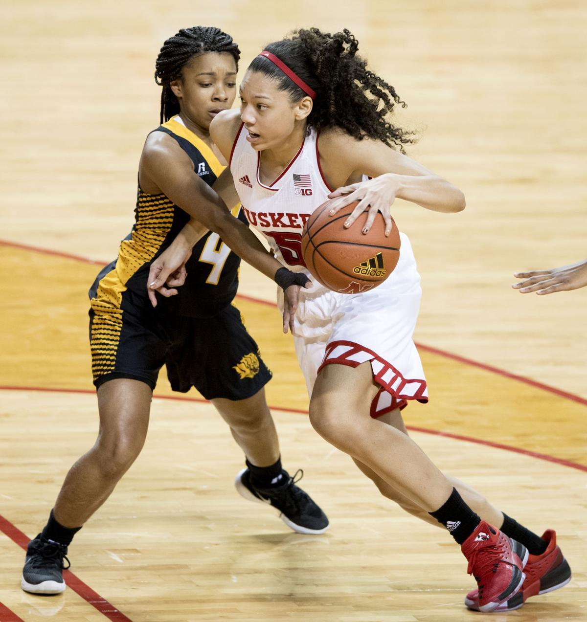 Arkansas-Pine Bluff vs. Nebraska women's hoops, 12/2/17