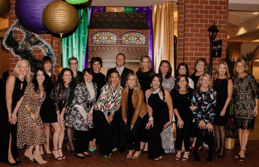 Heartland Cancer Foundation Guild members