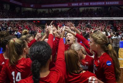 Wisconsin vs. Nebraska, 12.14