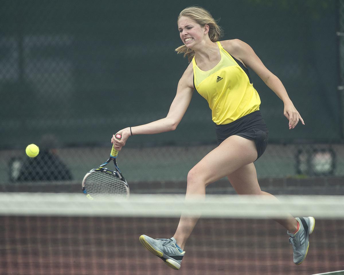 HAC girls tennis championships, 5/11/18