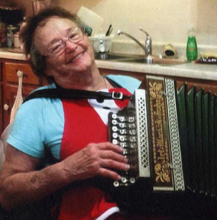Happy 80th birthday, Joan Machacek