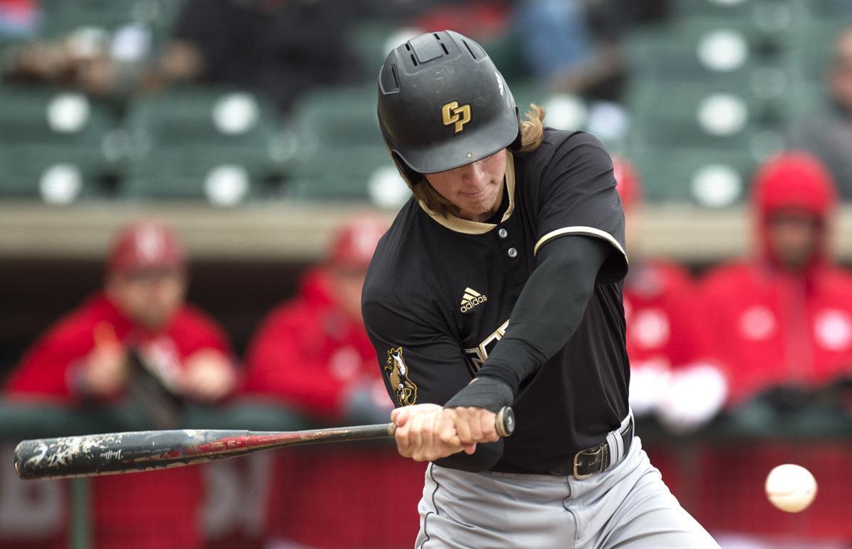Cal Poly vs. Nebraska baseball, 3/10