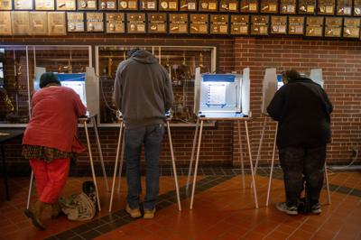 Election Day voting, 11/6
