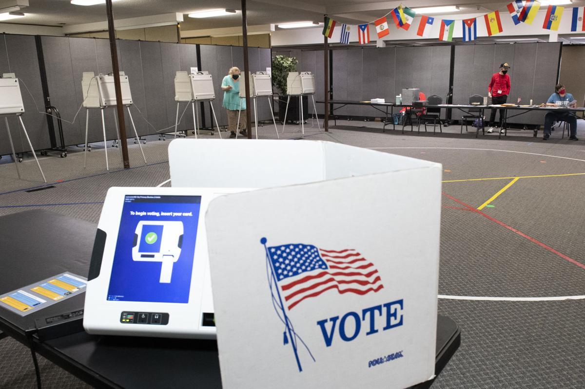 Primary Election, 4.6