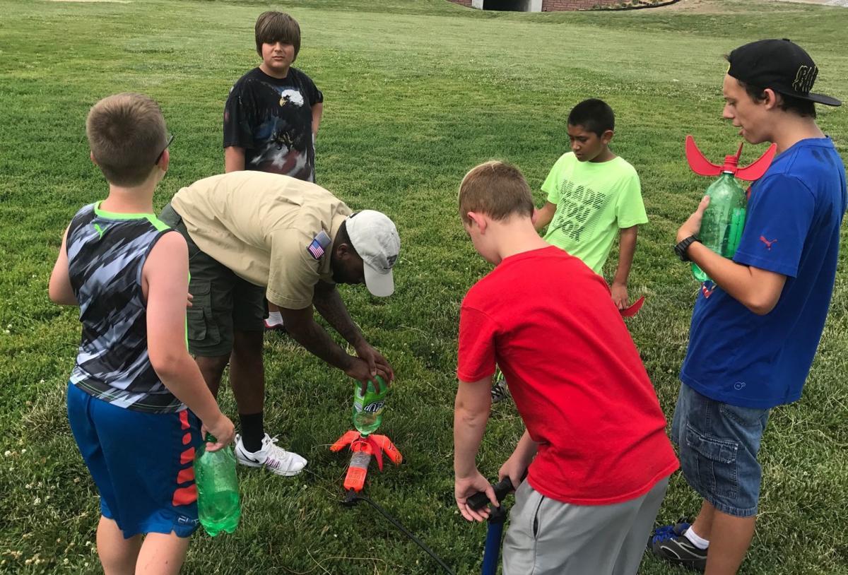ScoutREACH program