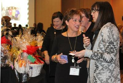 Dr. Nancy Biggs, Linda Johnson-Flowerday