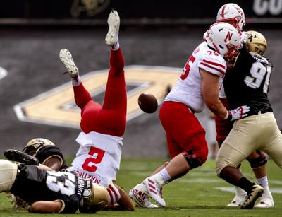 Nebraska vs. Colorado, 9.7