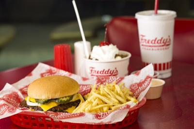 Freddy's Frozen Custard Steakburgers