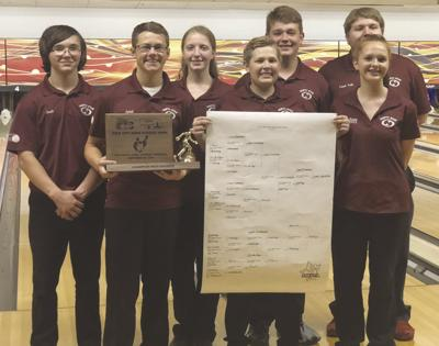 North Star bowling champs